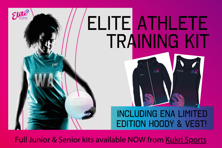 Athlete Kit available to order NOW!