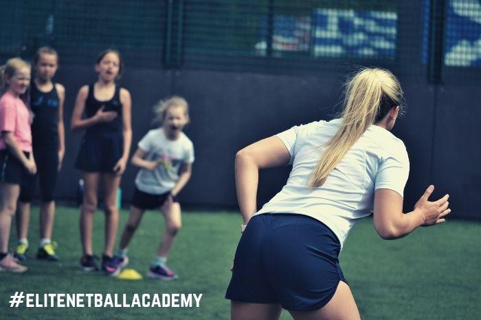 netball is a team sport