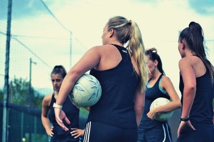 Why netball is a great sport